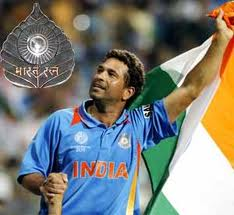Sachin gets Bharat Ratna - the highest civilian award